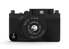 Gizmon ICA BLACK iPhone Retro Leica Look Camera Case for iPhone 4S/4