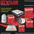 Maxflow® Replacment AIr Cabin Fuel Oil Filter Kit > Toyota Prado KDJ150R 1KD-FTV