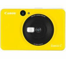 CANON Zoemini C Instant Camera - Yellow - Currys