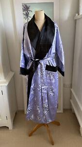 Rose Brand Ladies Mens Unisex Reversible Silk Kimono - Size XL