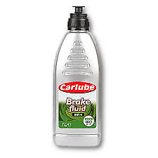 Carlube DOT 4 1L Brake Fluid BFL100
