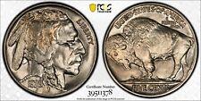 1928 5c Buffalo Nickel PCGS MS65