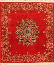 Oriental Carpet Real Hand-knotted 3099 (112 x 95)cm top condition persian carpet