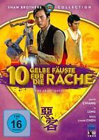 Zehn gelbe Fäuste für die Rache - The Angry Guest   - David Chiang, Ti Lung