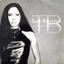 Toni Braxton CD Single He Wasn't Man Enough - Europe (VG/VG)