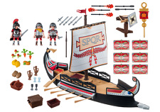 Playmobil 5390 Roman Soldier Galley Galleon Ship Sails Boat NEW BOXED Worldwide