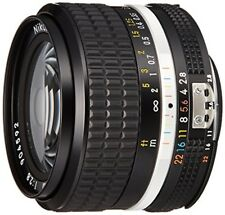 Nikon single focus lens AI 24 f / 2.8 S full size compatible from japan F/S