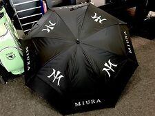 "MIURA GOLF DOUBLE CANOPY 62"" UMBRELLA ASIA EXCLUSIVE"