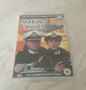 Making Waves - The Complete Six Part TV Series (2DVD's) Brand New Sealed