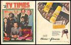 1982 Philippine TV TIMES MAGAZINE Hill Street Blues #34