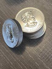 AVC- 2018 Silver Canadian $10 Twin Maple Leaf 2 Oz. .9999 Fine Silver
