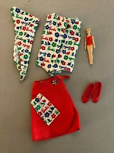 #1911 Day at the Fair 1965 Skipper doll outfit VINTAGE BARBIE SISTER 60's
