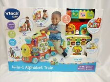 Vtech baby Push And Ride 4-in-1 Alphabet Train Red Brand new