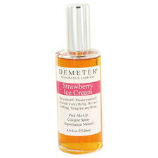 STRAWBERRY ICE CREAM  BY DEMETER COLOGNE SPRAY 120ML IN STOCK NOW !! FREE P&P