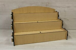 Craft Fair, Make Up, POS, Shelf Table Display Unit Stand for Retail Counter XXXL