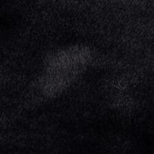 Fake fur Faux fur Faux fur Black 1,5m Width