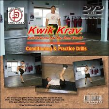 """""""Conditioning & Practice Drills for Krav Maga"""" Increase your Speed and Power"""