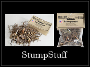 FOREST FLOOR, Stumps, Scenery Detail, REAL WOOD, HO / N / O / S FREESHIP