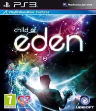 Ubisoft Ps3 Gioco Child of Eden IT