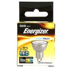 ENERGIZER HIGHTECH LED GU10 5W=50W SPOTLIGHT LIGHT LAMP BULB WARM WHITE