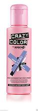 Crazy Color Semi Permanent Hair Dye 100ml. 55 Lilac