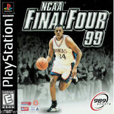 NCAA Final Four 99 (Sony PlayStation)ps2 ps3 Black CD! Exhibition Season 64-team