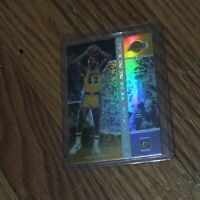 2019 James Worthy Optic Winner Stays Silver Prizm Holo Los Angeles Lakers #15