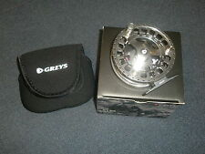 Greys GTS900 #10/11/12 Fly Reel + Neoprene Pouch Fishing tackle