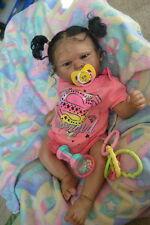 Ooak Reborn newborn real life  baby girl Ceclia   Baby  art doll