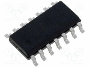 Ic : Digitale SMD Canali:4 O Ingressi: 2 SO14 Serie: Ahc SN74AHC32D Tore, Inver