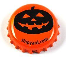 Shipyard BEER BIRRA Pumpkinhead Ale TAPPI A CORONA USA soda bottle cap ARANCIONE ZUCCA