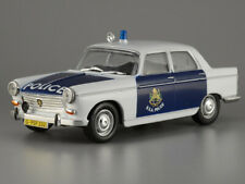Peugeot 404 British South Africa Police 1960 Year 1/43 Scale Diecast Model Car