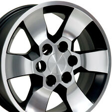 "17"" Wheels For Toyota 4 Runner FJ Cruiser Sequoia Tacoma Tundra 17 Inch Rims Set"