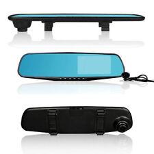 "4.2"" 1920x1080p HD Car DVR Mirror Mounted Dash Cam & Reverse Camera"