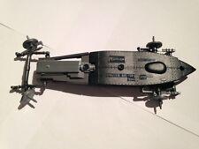 châssis plastique complet burago piece bugatti type 59 1934 1/18 1/18e 1/18ème