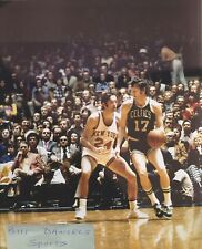 BILL BRADLEY NEW YORK KNICKS BOSTON CELTICS John Havlicek 1973 8 X 10 PHOTO 1