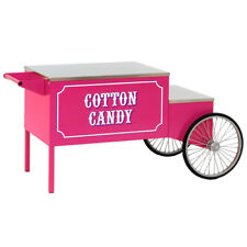 Paragon Cotton Candy Pink Cart (Made in USA!)
