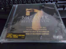 Seven & Seven [PA] by MC Lyte (CD, Aug-1998, EastWest)-Factory Sealed -21 Tracks