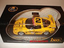 IXO GTM019 CHEVROLET CORVETTE C5-R N°2 WINNER DAYTONA 24H 2001 au 1/43°