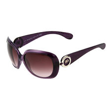 John Galliano Cool Ladies Sunglasses JG0026 81Z Purple New and Authentic