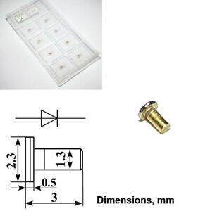 Gunn Diode Oscillator GaAs 29 - 32.2GHz 45mW  3A718D USSR