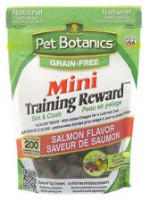PET BOTANICS - Mini Training Reward Salmon Flavor Dog Treats - 4 oz. (113.4 g)