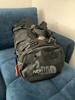 The North Face Base Camp Duffel Travel Bag - Black/Grey - Medium (New with Tags)