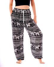 Travel Lounge Pants Elephant Harem Pants Yoga Pants Boho Hippies Clothing Styles