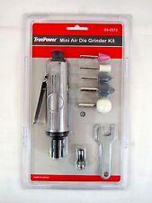 True Power Mini Air Die Grinder Kit Deburing Grinding And Cutting Grinding Stone