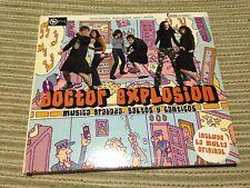 DOCTOR EXPLOSION - MUSICA GRABADA CD PIAS 2003 SPAIN GARAGE ROCK DIGIPACK