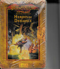 D&D DRAGONLANCE Fifth Age - Heroes of Defiance - TSR 9517 - NEW in Box ENG