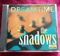 THE SHADOWS - DREAMTIME CD