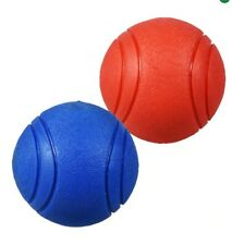Classic Ball rubber Toy Bounce Chew Fetch dog