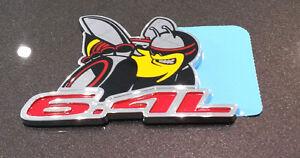 Dodge Charger Dodge Challenger 6.4L Scat Pack Super Bee Emblem 68241000-AA Mopar